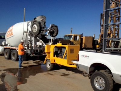 Concrete Pumping in Central Valley - www.mudslingerconcretepumping.com
