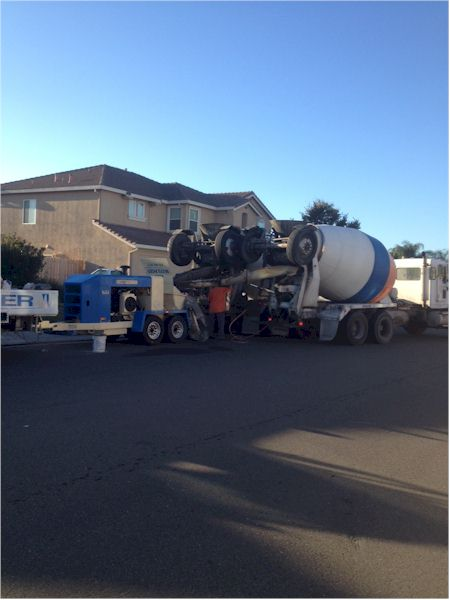 Serving Central Valley from Tracy to Sonora - www.mudslingerconcretepumping.com