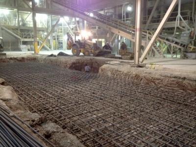 Commercial concrete pouring - www.mudslingerconcretepumping.com