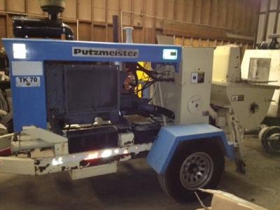 Putzmeister Concrete Equipment - www.mudslingerconcretepumping.com