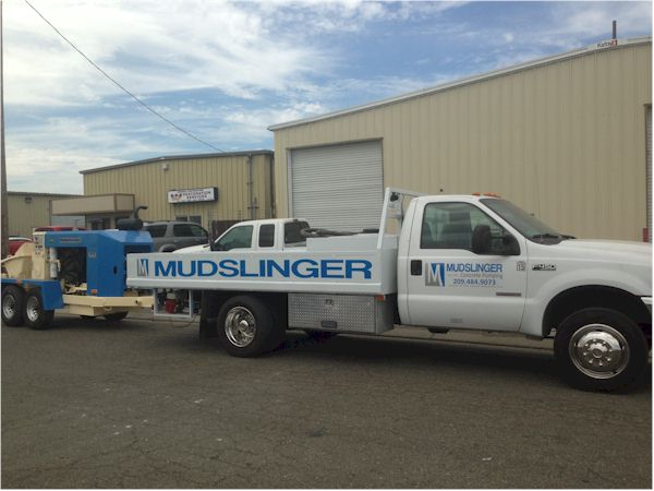 Concrete Pumping in Central Valley - www. mudslingerconcretepumping.com