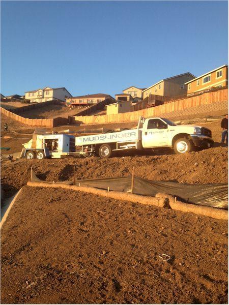 San Francisco East Bay Residential Infrastructure - www.mudslingerconcretepumping.com