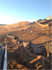 New Residential Infrastructure in SF Bay Area - www.mudslingerconcretepumping.com