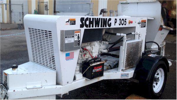 Schwing Equipment - www.mudslingerconcretepumping.com